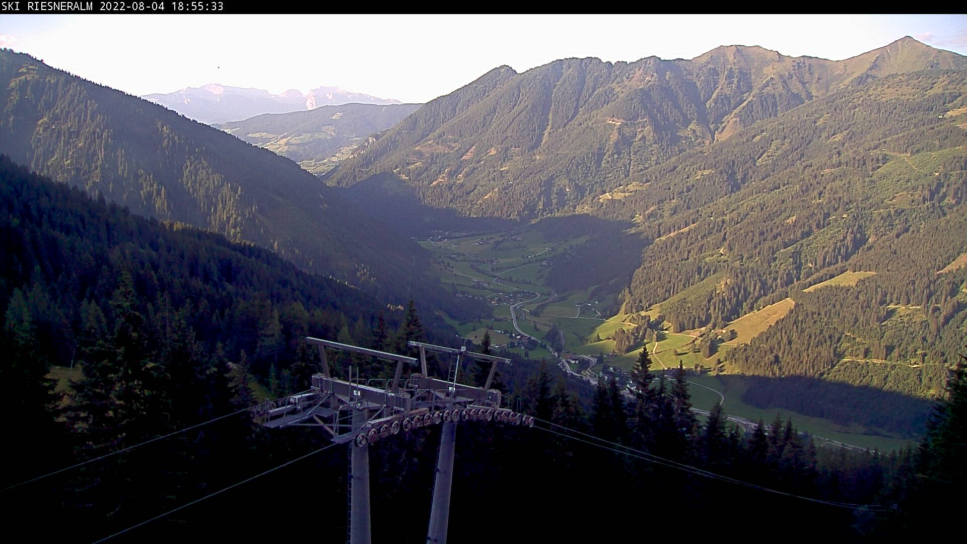 Webcam - Mittelstation