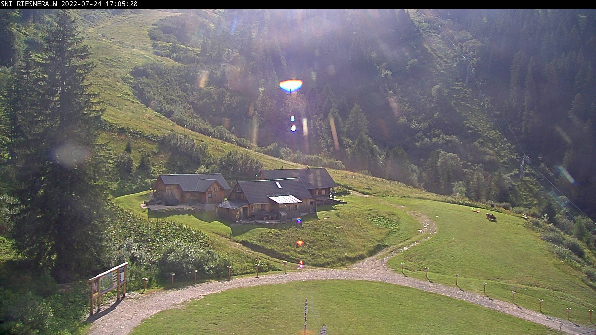 Webcam - Mittelstation 2