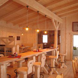 © Riesneralm - Gipfelerlebnis Hütte Hochsitz Riesneralm