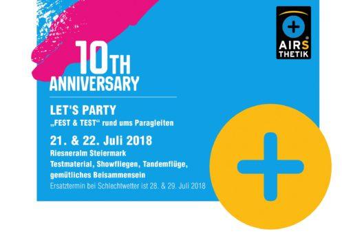 10 Jahre Airsthetik Event