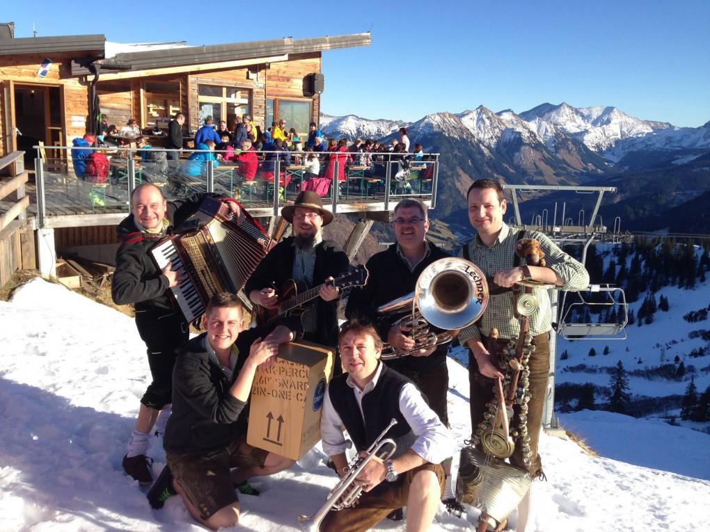 © Riesneralm - Ski Opening 2015