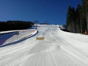 © Ski Riesneralm - Frühjahrspisten