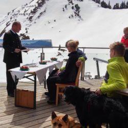 © Ski Riesneralm - Hochzeit am Hochsitz