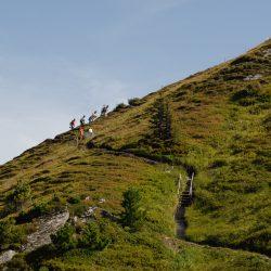 © Riesneralm - Gipfelerlebnis Gipfel-Barfuss-Weg