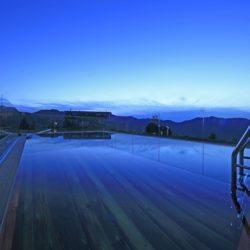 Gipfelerlebnis Riesneralm - Gipfelbaden bis zum Sonnenuntergang © Raffalt