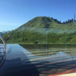 © Gipfelerlebnis Riesneralm - Gipfelbad anno dazumal