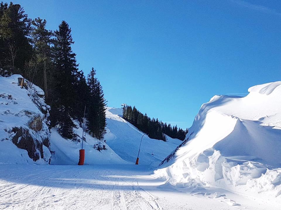 Ski Riesneralm - Saisonstart 2017/18