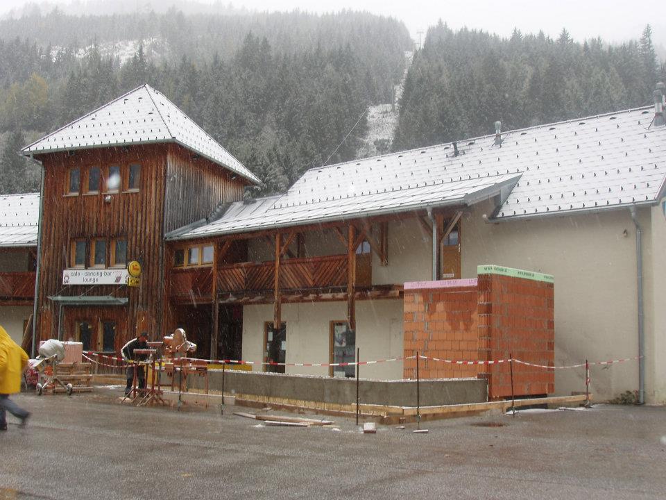 © Riesneralm - Zubau Talstation 2011