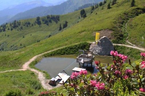 Gipfelerlebnis Riesneralm - Ab ins Wochenende © Brunthaler