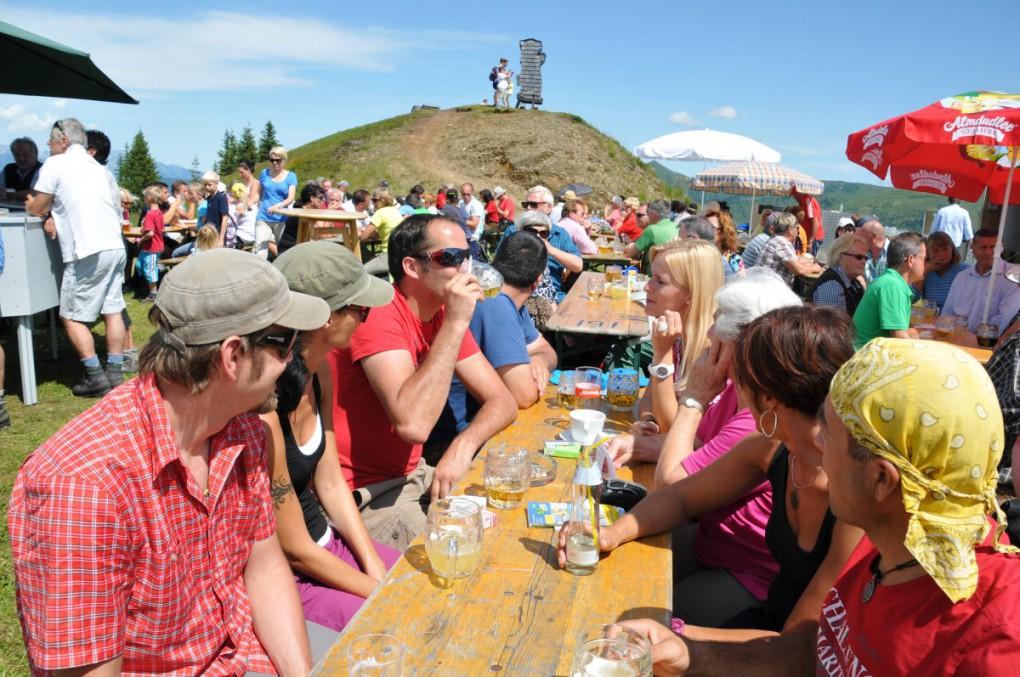 Riesneralm Bergfest 2014