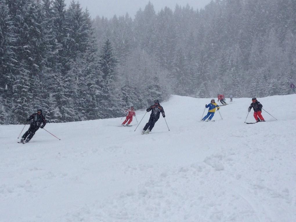 C Piste-Skifahren (1)