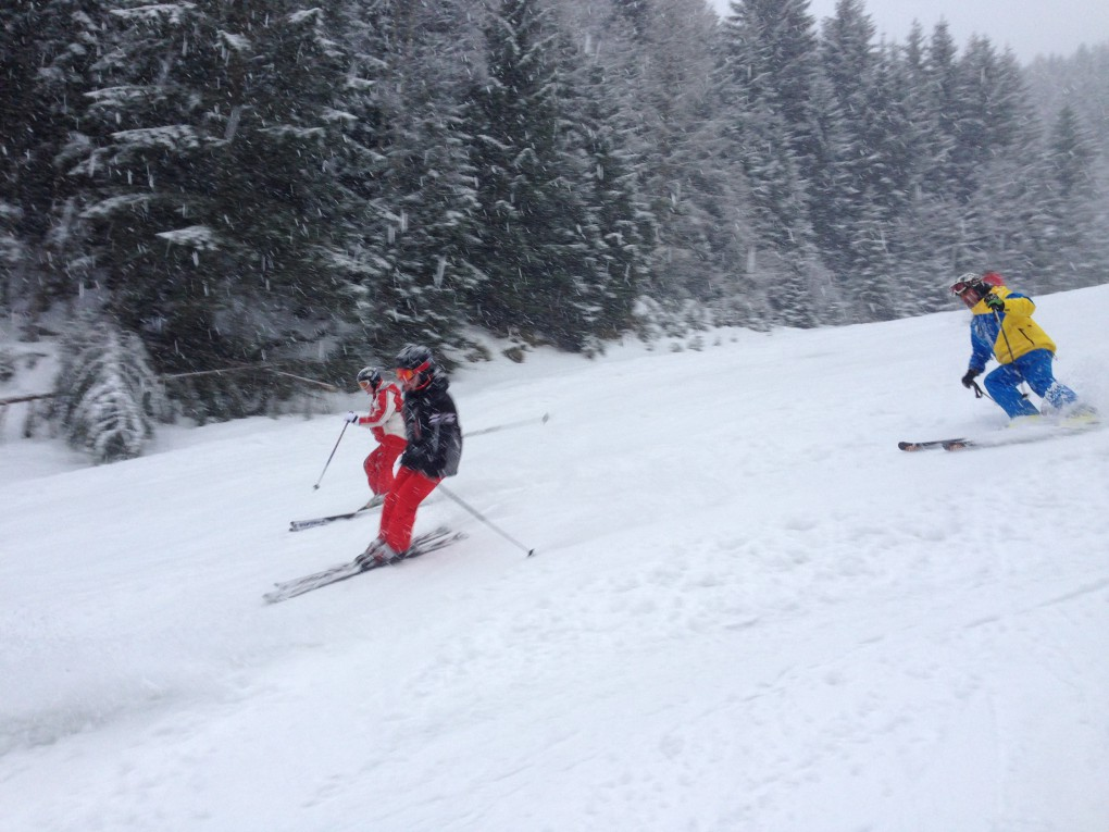 C Piste-Skifahren (2)