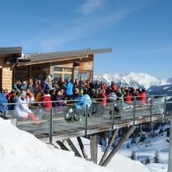 © Riesneralm - Skihütte Hochsitz