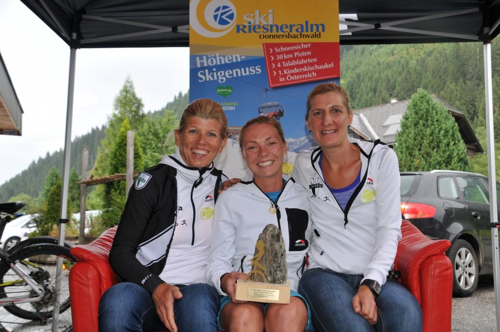 © Riesneralm - Rudel-Berg-Radeln 2015