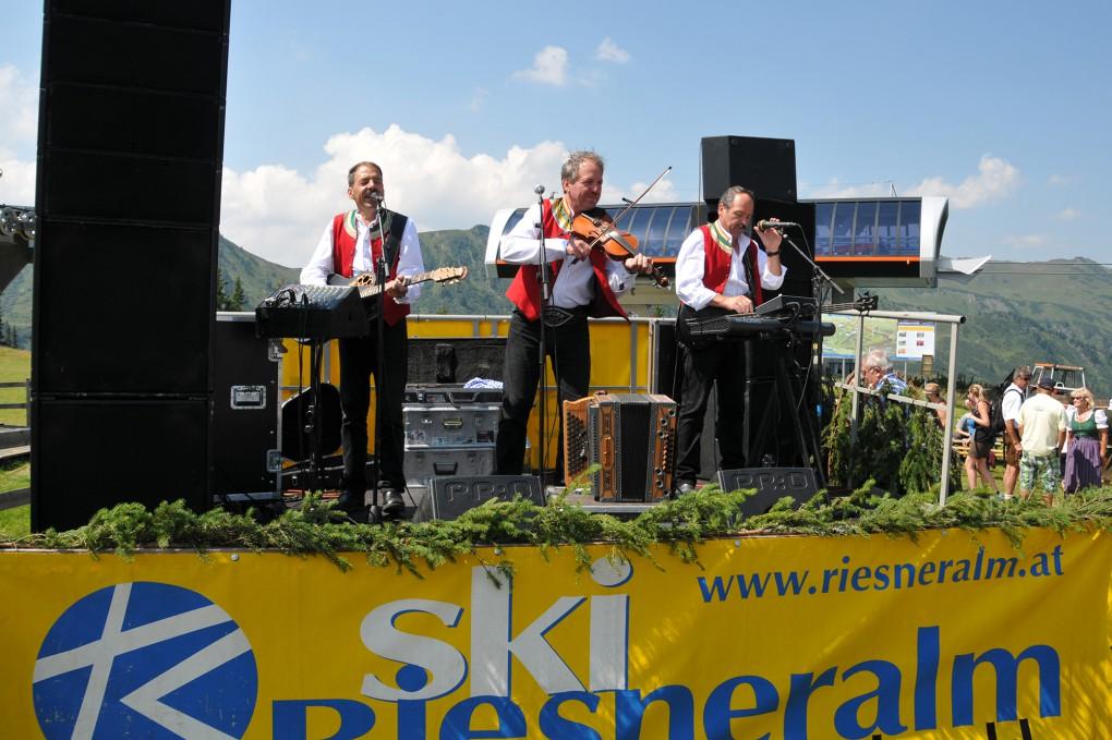 © Riesneralm - Bergfest 2015