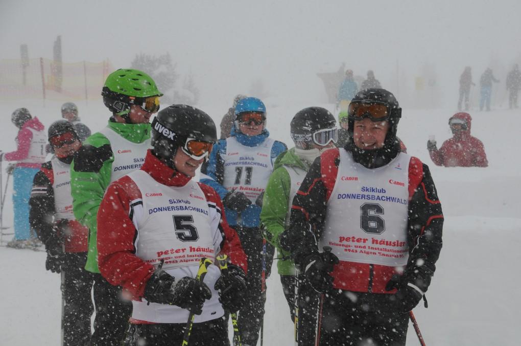 Edlseer-Fan-Skiwochenende 2015