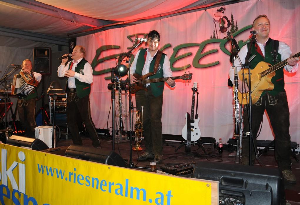© Riesneralm - 2. Edlseer-Fan-Skiwochenende
