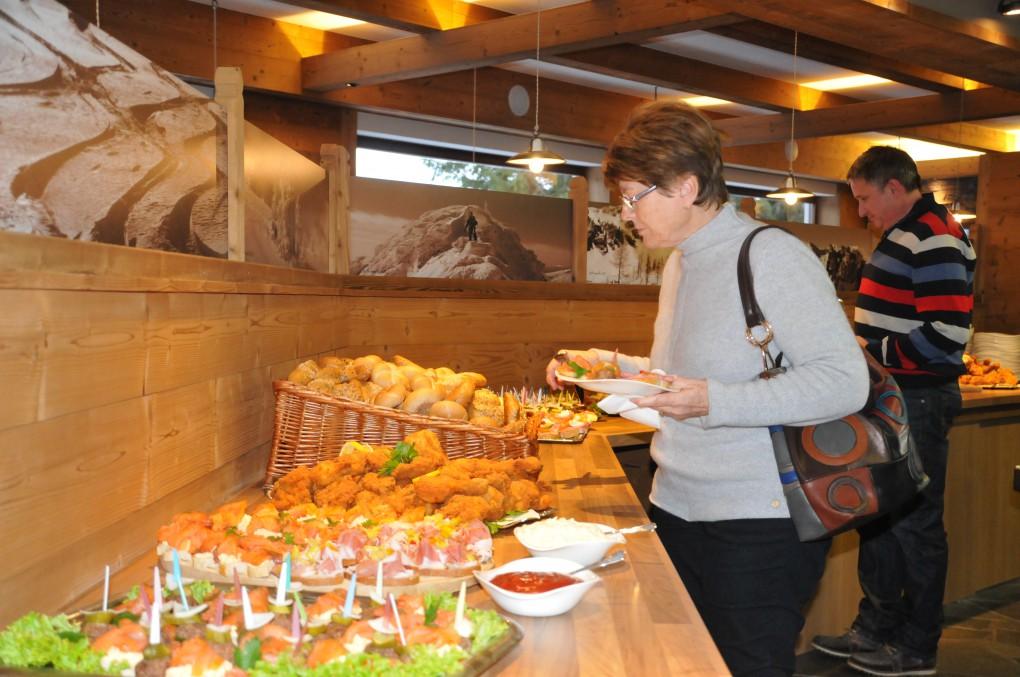 Eröffnung Restaurant Hotel Berghof***