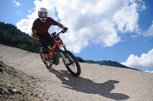 Gipfelerlebnis Riesneralm - E-Enduro Bikepark © Petz
