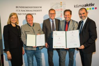 Tourismusinnovationspreis 2018