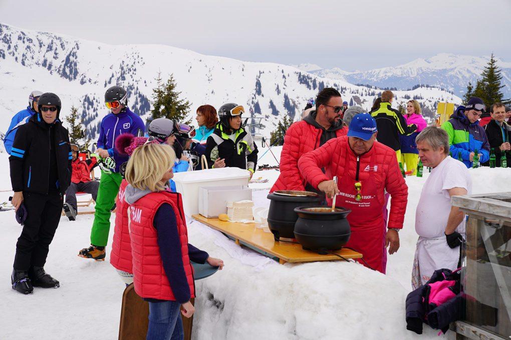 Ski Riesneralm - AK Skitag & Junge Paldauer 2018 © Petz
