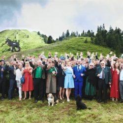 Gipfelerlebnis Riesneralm - Heiraten auf der Riesneralm