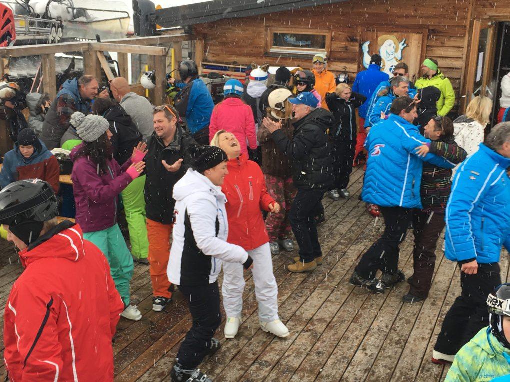 © Ski Riesneralm - Skylight rockt den Berg 2017