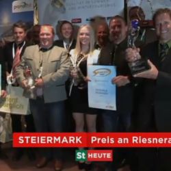Skigebiet Riesneralm - Internationaler Skiareatest 2015