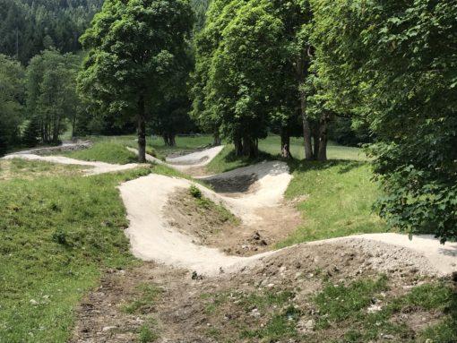 © E-Enduro Bikepark - Bauarbeiten 2017