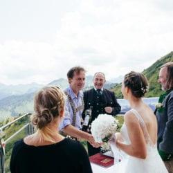 Hochzeit Simone & Alfred Köhl, Donnersbach am 18.08.2018.  Copyright: Lisa-Marie Reiter