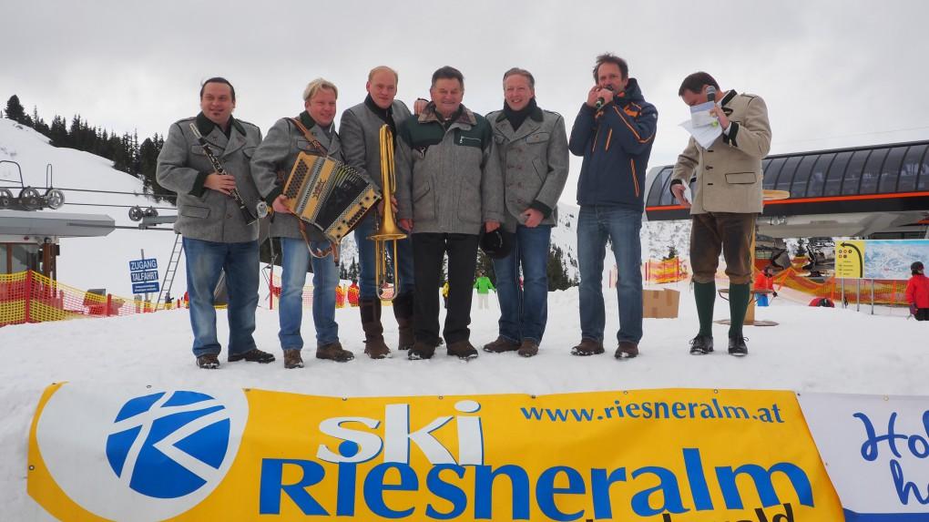 © Riesneralm - 40 Jahre Riesneralm 2014