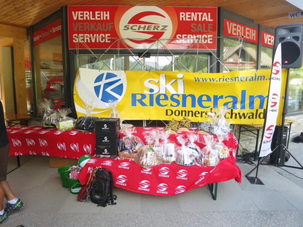 Rudel-Berg-Radeln 2014 - Riesneralm