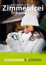 Schladming-Dachstein Zimmernachweis 2016/17
