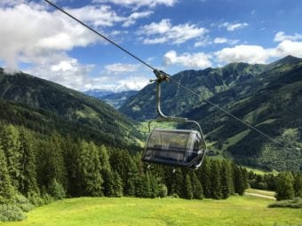 Gipfelerlebnis Riesneralm - Sonderfahrt 2018 © Brunthaler