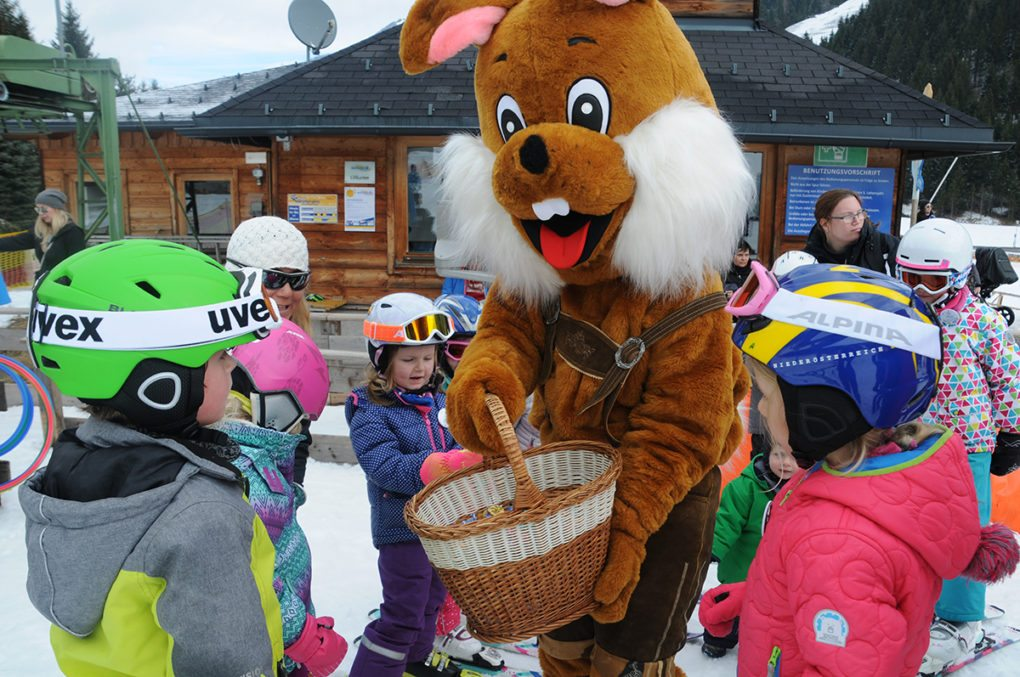 Ski Riesneralm - Osterhase 2018 © Brunthaler (35)
