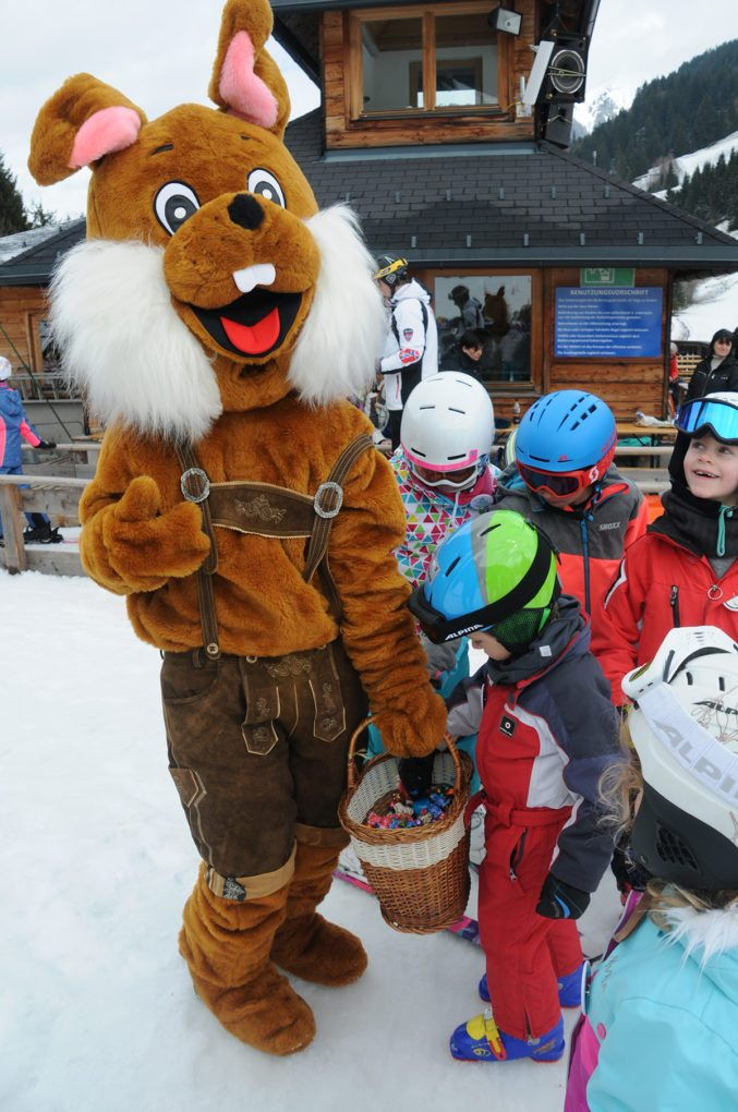 Ski Riesneralm - Osterhase 2018 © Brunthaler (47)