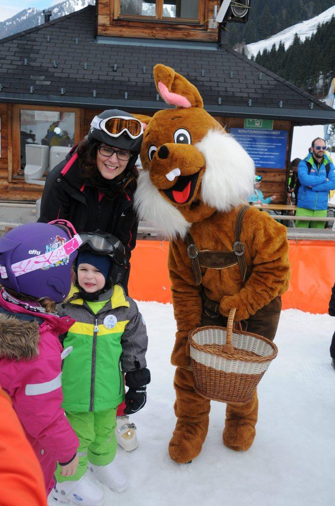 Ski Riesneralm - Osterhase 2018 © Brunthaler (52)