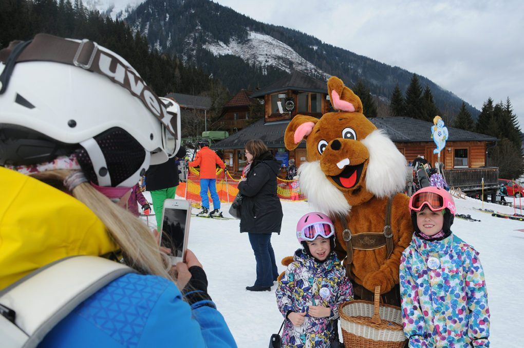 Ski Riesneralm - Osterhase 2018 © Brunthaler (63)