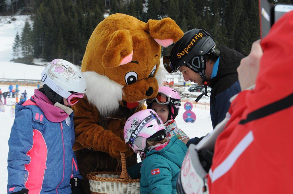 Ski Riesneralm - Osterhase 2018 © Brunthaler (75)