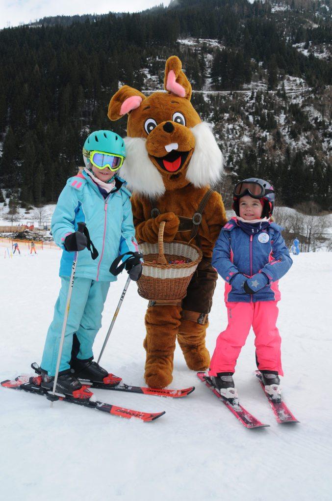 Ski Riesneralm - Osterhase 2018 © Brunthaler (86)