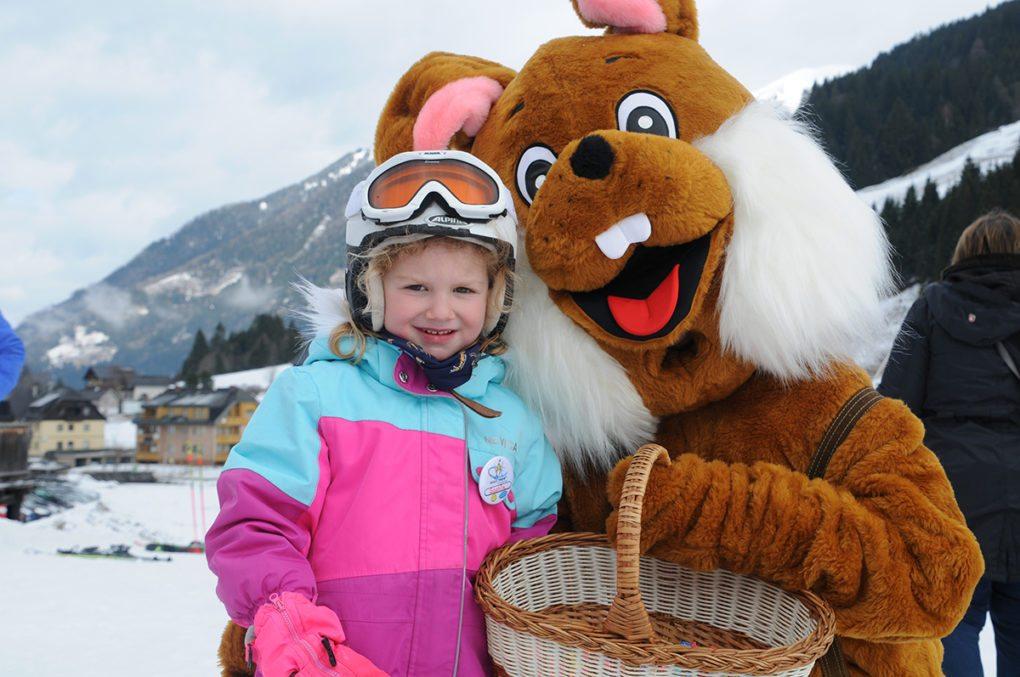 Ski Riesneralm - Osterhase 2018 © Brunthaler (96)
