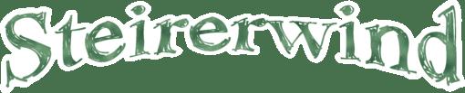 Steirerwind-Schriftzug