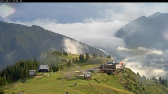 Webcam panorama2 11.08.2017