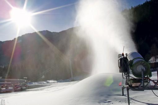 Bergbahnen Riesneralm - Beschneiung
