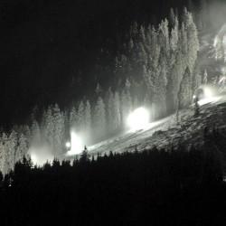 Bergbahnen Riesneralm - Beschneiung & Präparierung