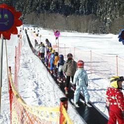 Bergbahnen Riesneralm - Kinderskischaukel