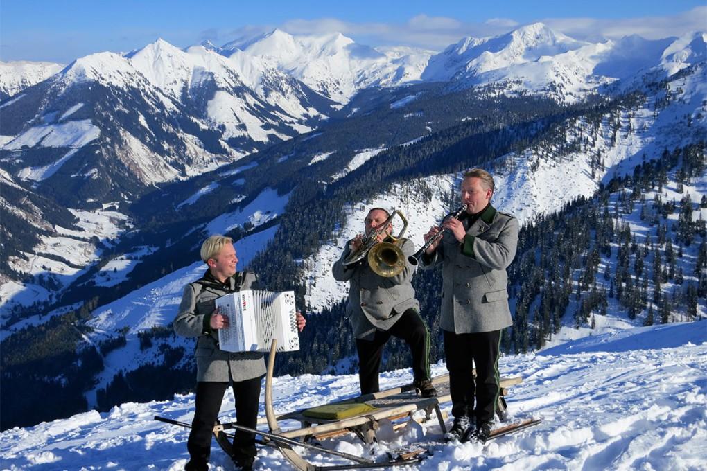 Drehtag - Edlseer - Skigebiet Riesneralm - Donnersbachwald