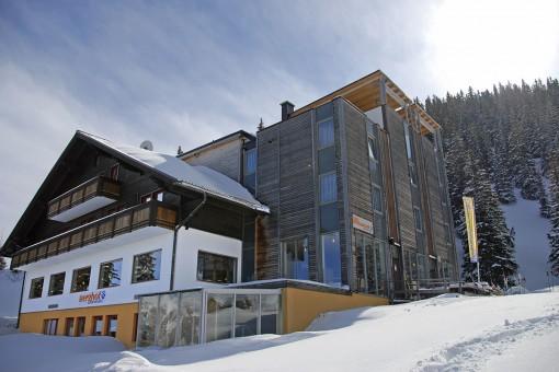 Hotel Berghof - Riesneralm