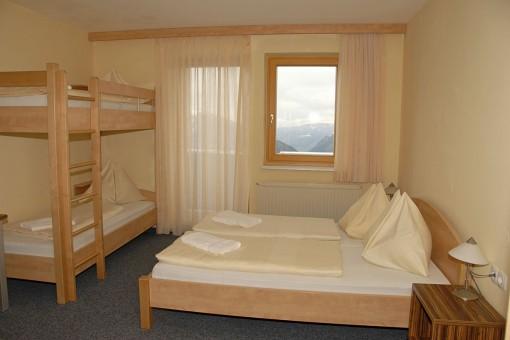Hotel Berghof - Riesneralm - Zimmer