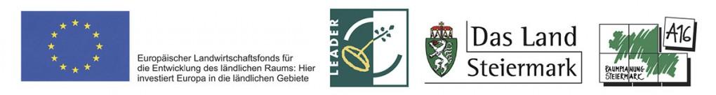 Logos - Förderer - TierHOLZpark - Riesneralm
